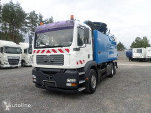 View images MAN - WUKO Wieden Super 3000 z recyklingiem PRZEBIEG 53 777 km road network trucks