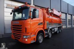 Vedere le foto Veicolo per la pulizia delle strade Scania G 480
