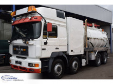 View images MAN 32.463  Euro 2, Retarder, Manuel, Fico road network trucks