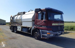 View images Mercedes Actros 2631 road network trucks