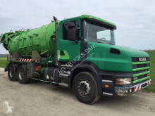 Voir les photos Engin de voirie Scania C 114C340