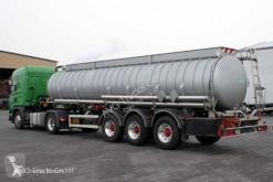 Voir les photos Engin de voirie Scania G 480 E6 Edelstahl-Sau- und Druckauflieer 8mm