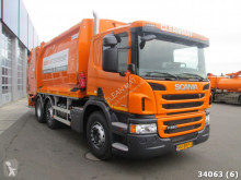 Voir les photos Engin de voirie Scania P 280