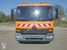 Voir les photos Engin de voirie Mercedes Atego 1318 KLIMA Bucher Schörling Cityfant 60 SF
