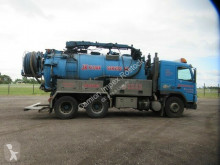 Vedere le foto Veicolo per la pulizia delle strade Volvo FM FM 310 6x2,Saug-und-Druckwagen, Inconsult Aufbau