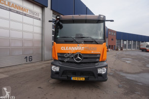 View images Mercedes Actros 2533 road network trucks