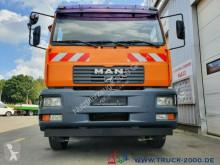 Vedere le foto Veicolo per la pulizia delle strade Faun 18.280 MAN Viajet Besen Links/Rechts/Hecksauger
