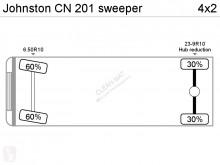 Voir les photos Engin de voirie Johnston CN 201 sweeper