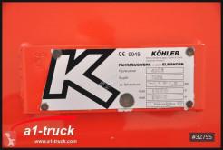 Voir les photos Engin de voirie Scania G400 Köhler 32m³ Silo Futter Saug Pellets