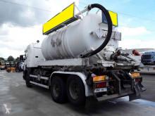 Voir les photos Engin de voirie Scania 114 380 haak/hook/bras amplirol//sewing truck double system