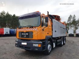 Bilder ansehen MAN FE 33.460 Wieden & Reichhardt Super 3000 z recyklingiem Strassenreiniger