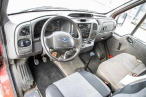Преглед на снимките Пътнопочистваща техника Ford Transit