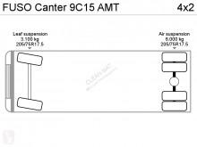 Voir les photos Engin de voirie Fuso Canter 9C15 AMT