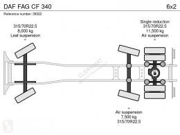 Voir les photos Engin de voirie DAF CF 340