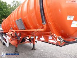 Vedere le foto Veicolo per la pulizia delle strade Crossland Vacuum tank alu 33 m3 / 1 comp