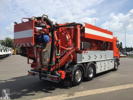Преглед на снимките Пътнопочистваща техника Scania G 440