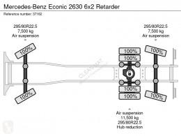 Voir les photos Engin de voirie Mercedes Econic