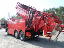 Voir les photos Engin de voirie MAN 26.372 - 6x2 WUKO Wieden & Reichhardt Super 2000 Recycling