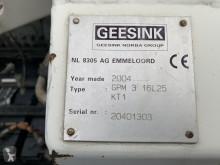 Voir les photos Équipements PL nc GARBAGESYSTEM ONLY / VUILNIS-PERS ENKEL / POUBELLE SEULE GEESINK GPM 3 16L25 KT1 - GARBAGE / VUILNIS / POUBELLE