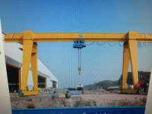 Мтз bridge crane PORTIQUE DE LEVAGE