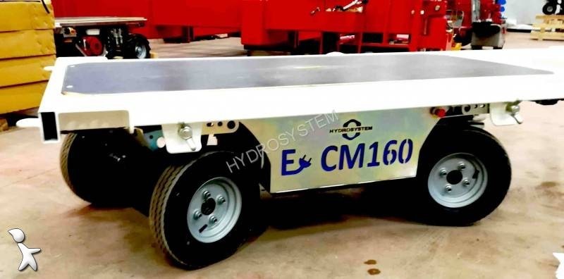 View images Hydrosystem CM 160 AGV