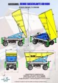 empilhador autoguiado Hydrosystem CM160