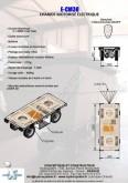 Voir les photos Chariot autoguidé Hydrosystem CHARIOT ELECTRIQUE MOTORISE E-CM30