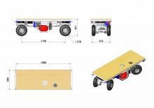 Ver as fotos Empilhador autoguiado Hydrosystem CM80