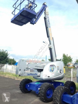 Haulotte HA16PX aerial platform used articulated self-propelled