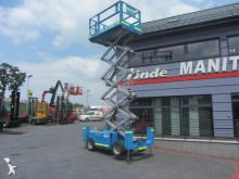 Genie Scissor lift self-propelled aerial platform GS-3268 4x4