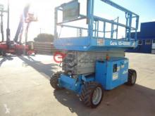 Plataforma plataforma automotriz Genie ELEVADOR de Tijera diesel GS - 4069RT. Lote 3/3