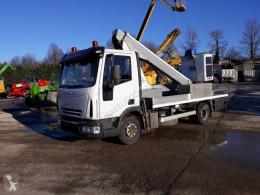 Hoogwerker op vrachtwagen Iveco Eurocargo 80e18