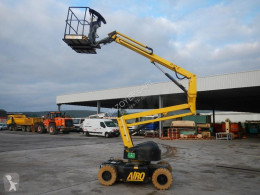 Airo telescopic self-propelled aerial platform A12 E