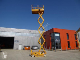 Haulotte COMPACT 10 aerial platform used Scissor lift self-propelled