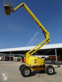 Haulotte HA 20 PX aerial platform used telescopic self-propelled