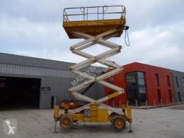 Haulotte H15 SX-NT selvkørend lift Sakseplatform brugt