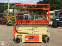 JLG 10RS aerial platform used Scissor lift self-propelled