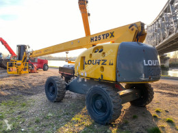 Haulotte H25TPX used telescopic self-propelled