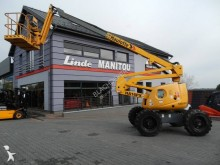 Haulotte HA16PX 4x4 aerial platform used telescopic articulated self-propelled