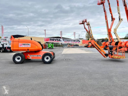JLG 660 SJ Teleskop diesel 4x4 22.30m aerial platform used telescopic self-propelled