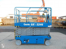 Genie GS3246 elektro 11.75m Arbeitsbühne gebrauchte