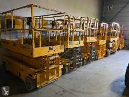 Always a lot of electric scissorlift in stock ! zwyżka samojezdna używana
