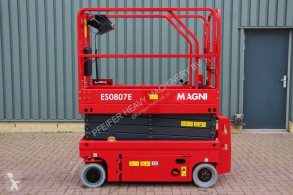 Plataforma elevadora plataforma automotriz Magni ES0807E New And Unused, Electric, 7.8m Working Hei