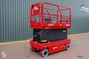 Plataforma elevadora plataforma automotriz Magni ES1412E Electric, 13.8m Working Height, 320kg Capa