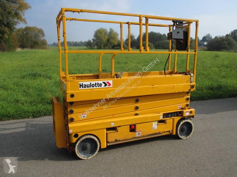 Voir les photos Nacelle Haulotte Compact 10 N Nacelle Haulotte Compact 10 N