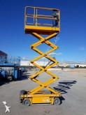 Plataforma elevadora plataforma automotriz de tijeras Haulotte Optimum 8 OPTIMUM-8-AC