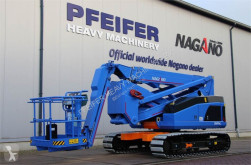 Paletli platform Nagano 20ATUJ Tracked Articulating Boomlift, 20m Working