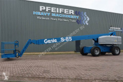 Genie S85/4WD Diesel, Drive, Jib, 27.9m Working Heig nacelle automotrice occasion