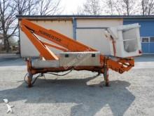 camión con cesta elevadora telescópica Blumenbecker