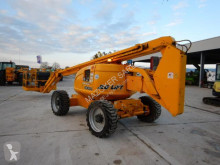 JLG 600AJ aerial platform used telescopic self-propelled